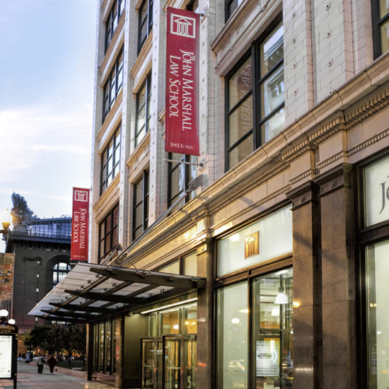 The John Marshall Law School and UIC: Chicago's Public Law School