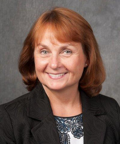 Acting Provost and Vice Chancellor for Academic Affairs Karen Colley